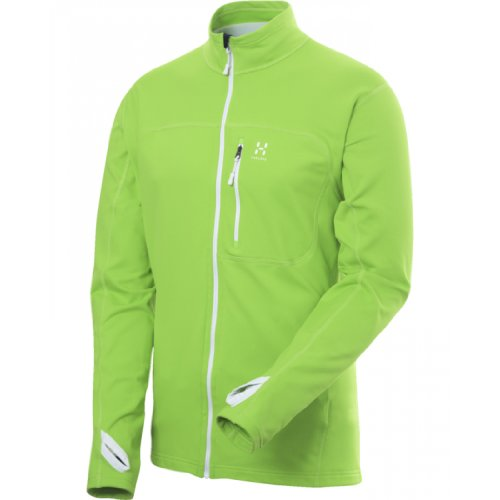Haglöfs Stem Veste de Sport Mantis, Green, XL
