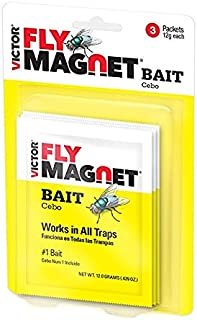 Safer Brand Fly Magnet Bait - 1Pack (3 Packets)