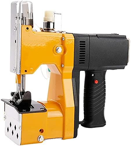 FFVWVGGPAA Máquina de Coser portátil Cosechadora más cercana Costura eléctrica para Saco de Piel de Serpiente Tejido Bolsa de plástico de Papel de arroz F0090013