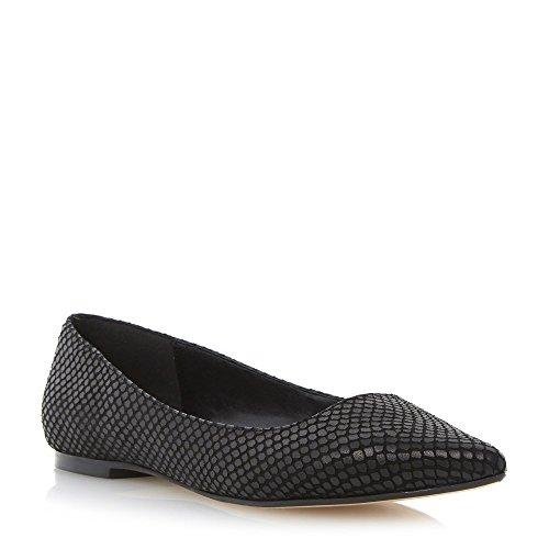 Dune London Amarie Ballerinas Damen Schwarz - 36 - Ballerinas Shoes