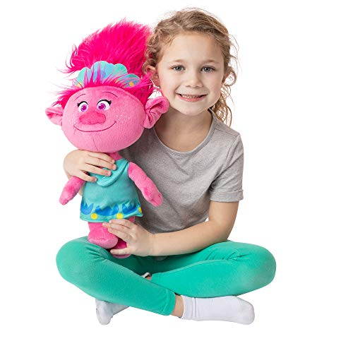 Product Image of the Franco Kids Bedding Super Soft Plush Cuddle Pillow Buddy, One Size, Trolls World...