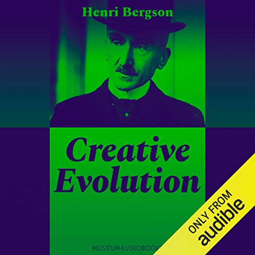 Creative Evolution  By  cover art