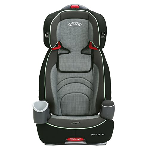 Image of Graco Nautilus 65 3-in-1 Harness Booster, Landry
