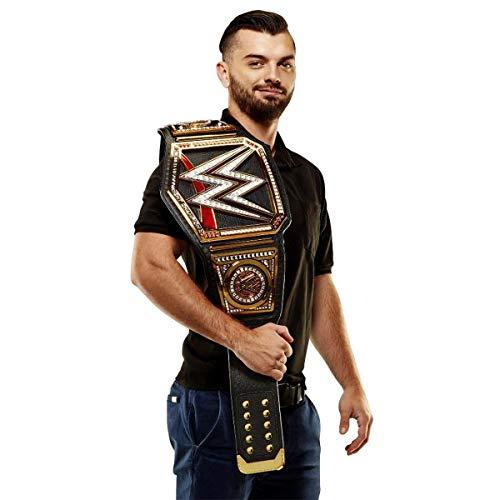Jakks Pacific WWE Wrestling Authentic Replica World Heavyweight Championship Belt