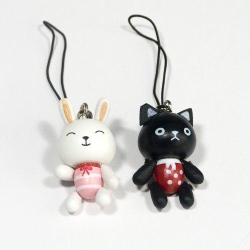 [Good Friends-2] – Cell Phone Charm Strap/Camera Charm Sangle/sacs à main Charms