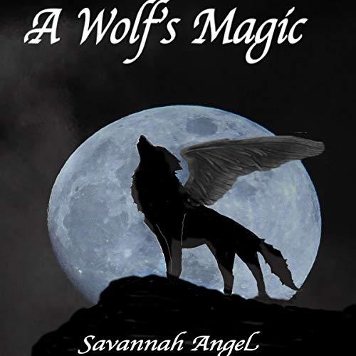 A Wolf's Magic audiobook cover art