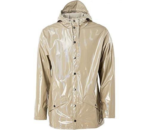 RAINS Damen Jacke Holographic Jacket