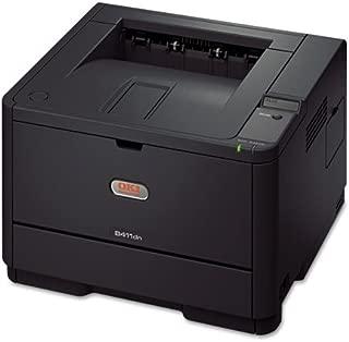 Oki B411dn Laser Printer, Duplex Printing, Black