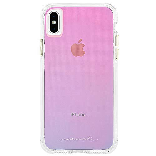 Case-Mate - iPhone XS Max Case - TOUGH - iPhone 6.5 - Iridescent