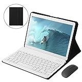 Tablet Android 9.0 da 10''con Procesador de cuatro núcleos WiFi navigazione Bluetooth 4 GB di RAM 64 GB di Memoria Dual SIM 3G è anche un cellulare(Blanco)