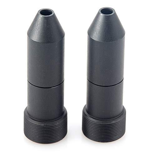 LRLRLQQ Mini Obiettivo HD 2mp 30mm M12 Lente stenopeica F2.0 1/3'Sensore di Immagine per telecamere di Sicurezza CCTV