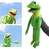 ZYBB Kermit Frosch Puppen Plüschtier -Muppet Show Puppe Kermit Der Frosch Handpuppen Plüschtiere...