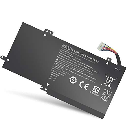 Amazing Deal BatteryMon HSTNN-PB6M HSTNN-YB5Q 796356-005 LE03XL LE03 Battery for HP Envy X360 M6-W10...
