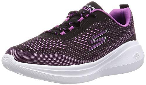 Skechers Women\'s GO Run Fast-Laser Trainers, Black (Bl...
