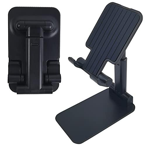 Soporte Móvil,Multiángulo Soporte Tablet Mesa Soporte Plegable para Tablet Antideslizante Soporte para movil,para...