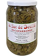 ALCAPARRONES LA FLOR DE SEVILLA FRASCO 1.1 KG (6)