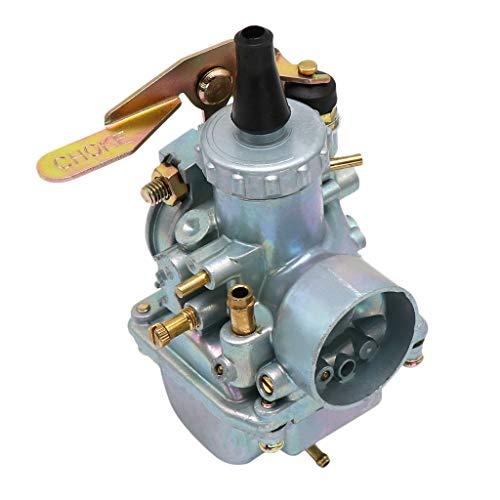 freneci Motor de Montaje de Carburador de 20 Mm para Motor de Carreras Triumph Tiger Cub