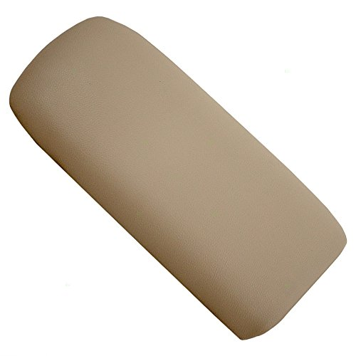 Tan Center Console Repair Lid Replacement for Mercury Ford SUV Pickup Truck 1L2Z 9806024 AAA