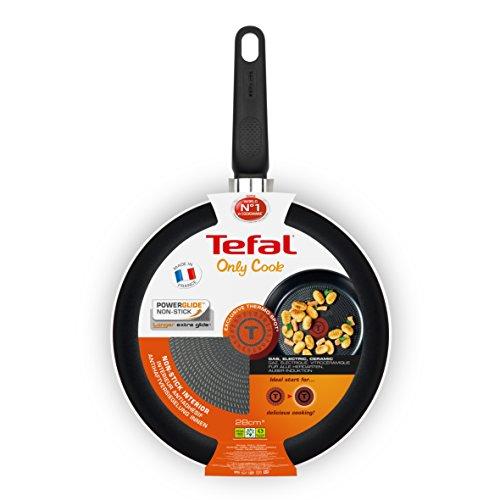 Tefal Only Cook B31406 Pentola Multiuso Rotondo Padella