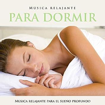 Música relajante para dormir: Música relajante para el sueño profundo