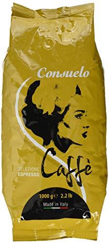 Consuelo SELEZIONE ESPRESSO - Italienischer Kaffee - ganze Bohnen, 1 kg