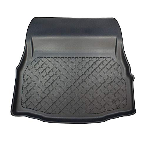 MTM Tapis de Coffre pour Classe C (C205) Coupe 2015- sur Mesure, Bac de Protection Antiderapant, Utilisation*: Toutes Les Versions; Ailette Droite Detachable, cod. 7057