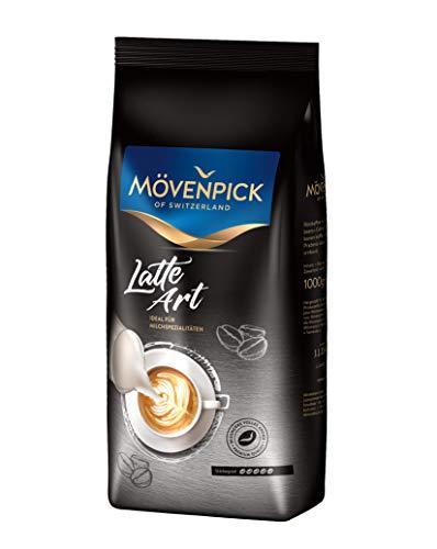 MÖVENPICK Latte Art 1000 g ganze Bohne