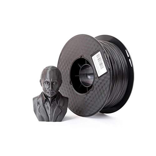 PLA-Kohlefaserfilament 1,75 mm, 3D-Druckerfilament 1 kg, PLA + Kohlefaserformel-1,75 mm