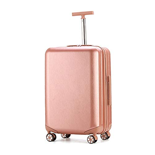Ange-Y Single Trolley Password Box Anti-scratch Trolley Case Female Fresh Fresh College Student Suitcase 20 inch 24 inch suitcase,business fashion trend wear-resistant suitcase