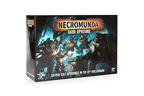 Games Workshop Warhammer 40,000 Necromunda: Dark Uprising