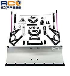 Hot Racing RC Snow Plow