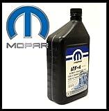 Original Mopar Olio di trasmissione per cambio automatico ATF + 4, contenuto: 946ml