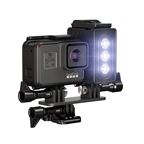 Gopro Hero 8 7 Light High Power Dimmable Waterproof Led Video Fill Night Lamp