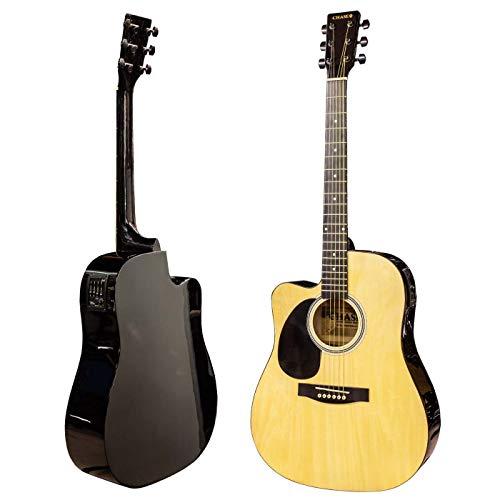 Chase SW203CE-N Dreadnought Electro akoestische gitaar linkshandig Cutaway