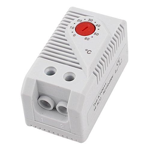 sourcingmap® KTO011 0-60 Celsius Grad Bimetall Bimetallschalter Thermostat Temperaturregler de
