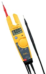 Automatically measures volts ac and volts dc with precise digital resolution Displays resistance to 1000Ω Easy and accurate OpenJaw current measurement Optional holster attaches to a belt and neatly stows test leads Can stay connected much longer tha...