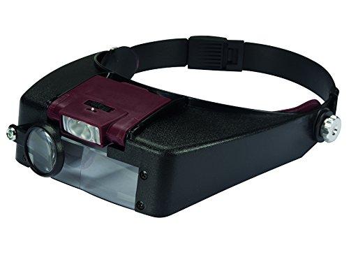 VS-ELECTRONIC - 167011 hoofdband vergrootglas met LED-lamp VTMG13