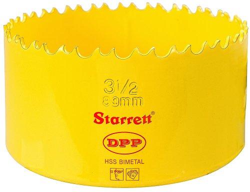 Starrett DH0312 Scie-cloche Bi-métal HSS 89 mm