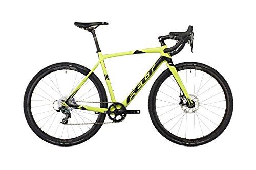 Felt F4X - Bicicletas ciclocross - amarillo/negro