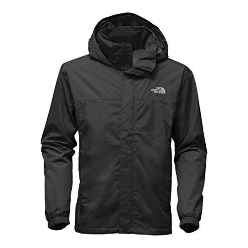 The North Face Men's B Venture 2 Jacket, TNF Black/TNF Black, 2X