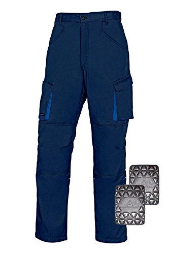 Delta Plus M2PA2 MACH2 - Pantalones de trabajo con rodilleras para hombre