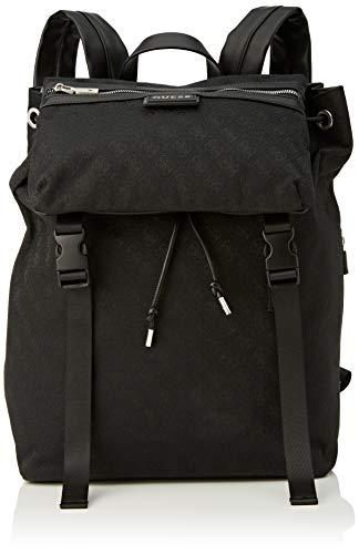 Guess SALAMEDA Backpack, Hombre, Negro, 45,40,15