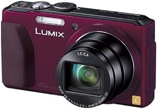 パナソニック デジタルカメラ ルミックス TZ40 光学20倍 レッド DMC-TZ40-R