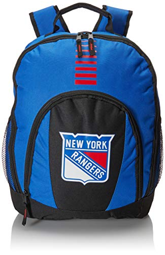Forever Collectibles NHL Primetime Sac à Dos, BPNH14PRMNR, New York Rangers