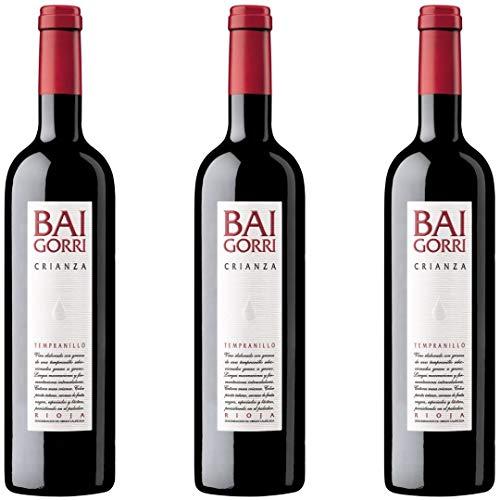 BAIGORRI Vino tinto crianza -750ml