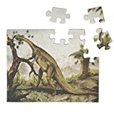 Jigsaw Puzzles for Adults & Kids Plateosaurus Old Poster Animals Home Decor Wall Art 30 Pcs
