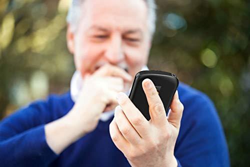 artfone Seniorenhandy ohne Vertrag   Dual SIM Handy mit Notruftaste   Rentner Handy große Tasten   GSM Handy   Großtastenhandy (CS181) - 6