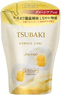 TSUBAKI ダメージケアコンディショナー つめかえ用 400mL