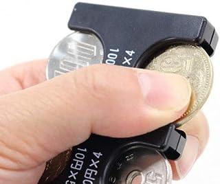 携帯コインホルダー コイン収納 硬貨をすばやく分類ケース レジで慌てない小銭財布 片手で取り出せ 2775円収納でき 振っても落ちない (45 x 92 x 12mm 黒)