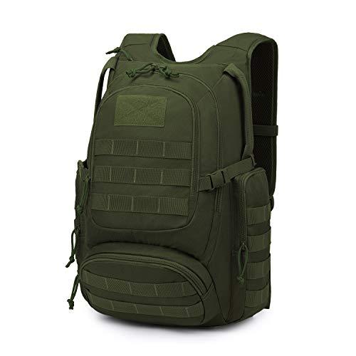 Mardingtop Sac à Dos Tactique 25L Militaire Trekking Randonnée en Plein air Multifonctionnelle Sac a Dos Homme Femme